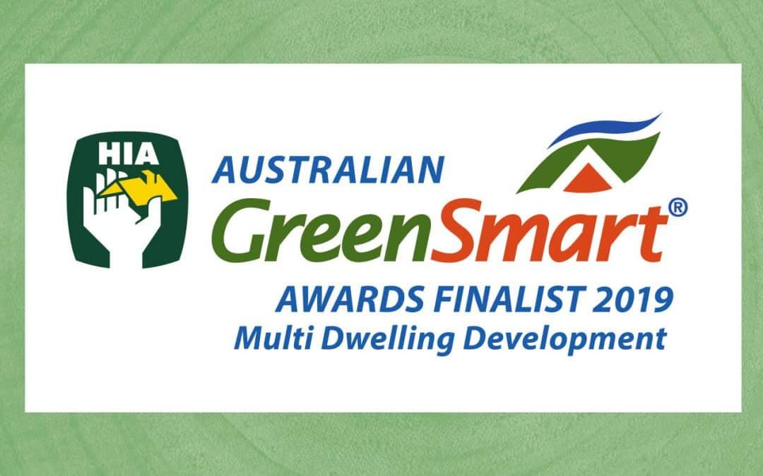 HIA Greensmart award
