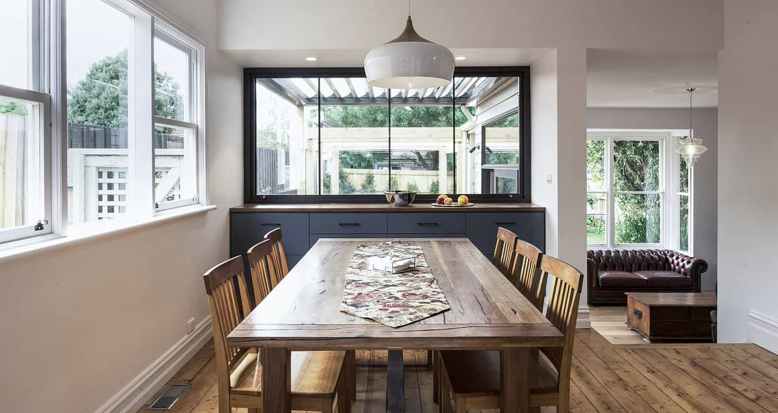 Rathmines St home dining