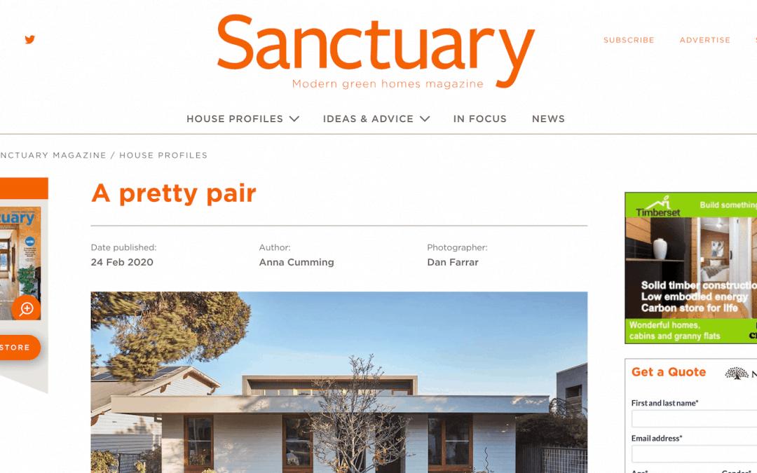 Sanctuary Magazine